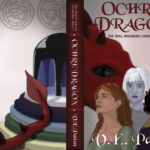 Ochre Dragon book cover