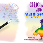 Chickabella and the Rainbow Magice book cover